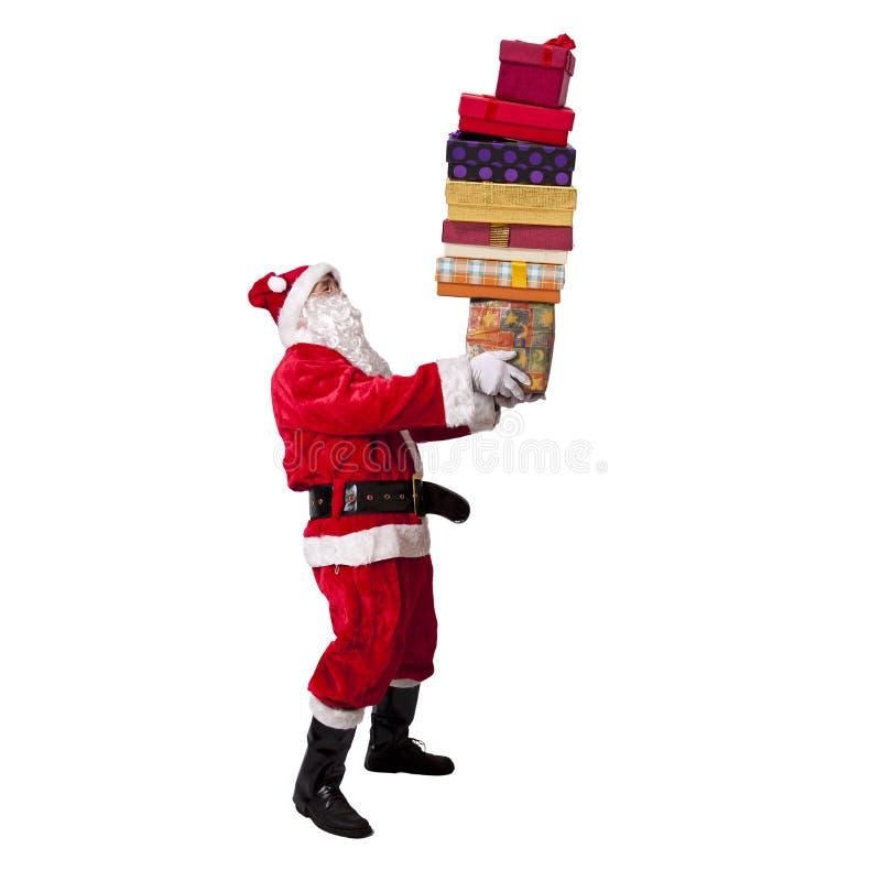 Papá Noel _2 imágenes de archivo libres de regalías