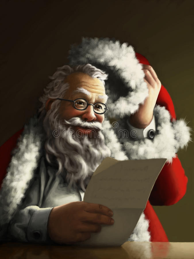 Papá Noel _2 libre illustration
