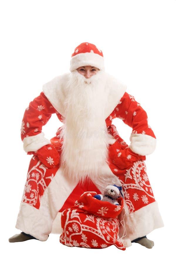 Papá Noel imagen de archivo