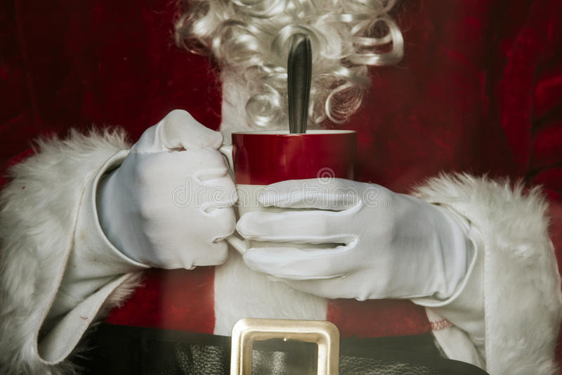 Papá Noel, la Navidad imágenes de archivo libres de regalías