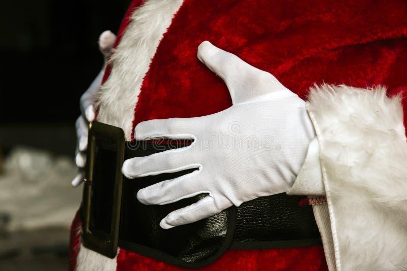 Papá Noel, la Navidad fotos de archivo libres de regalías