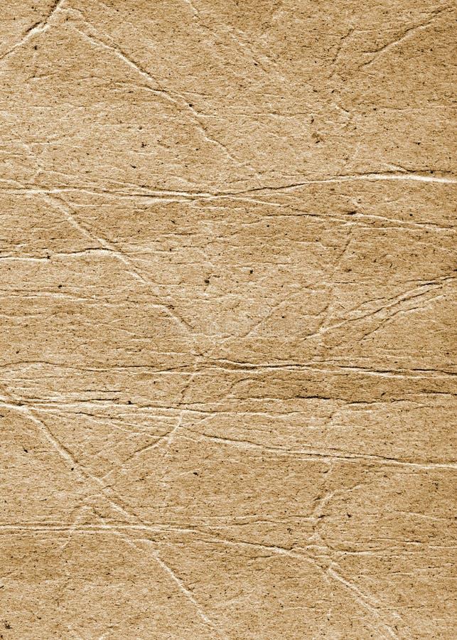 Papéis ásperos da textura ilustração stock