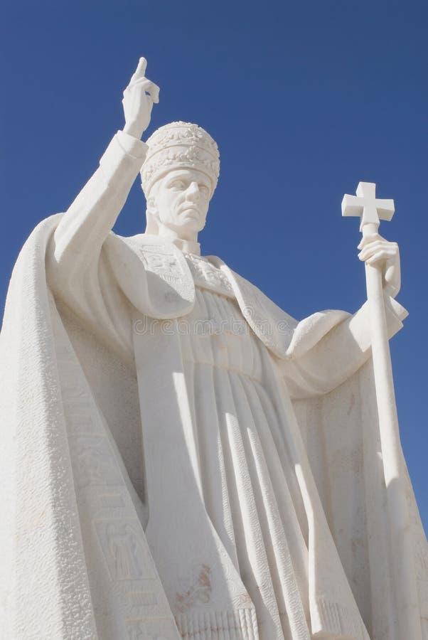 Papa fotografia stock libera da diritti