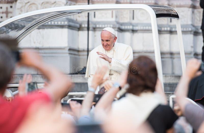 Papa Francis imagem de stock royalty free