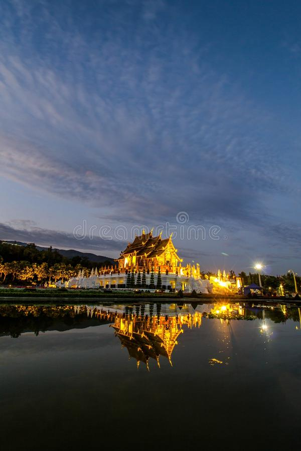 Papadag, Thailand stock afbeelding