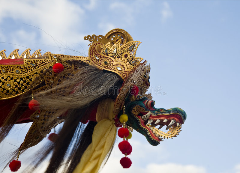 Papagaio de Bali foto de stock royalty free