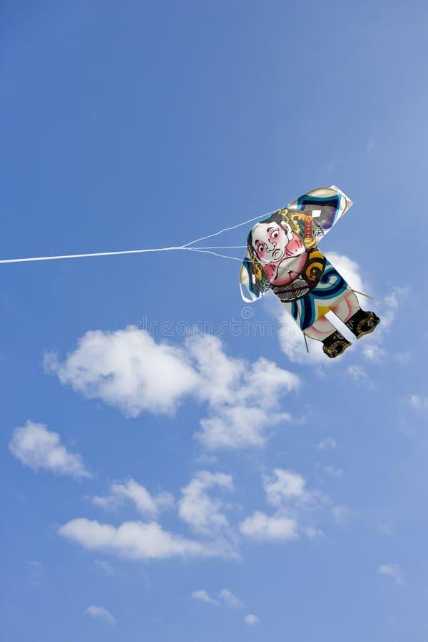 Papagaio-vôo fotografia de stock royalty free