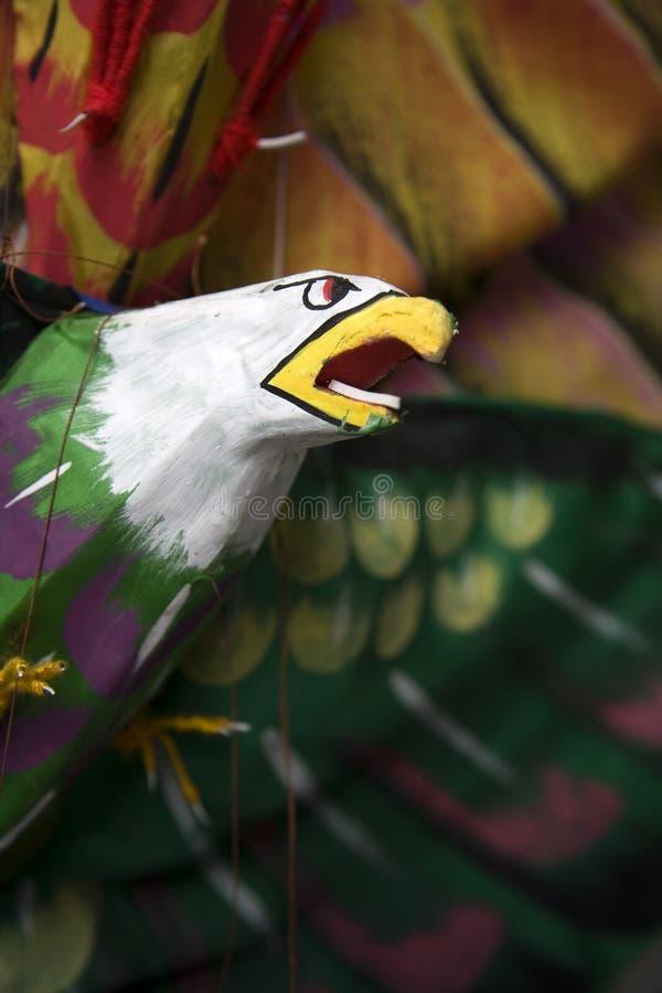 Papagaios 5 de Bali fotos de stock royalty free