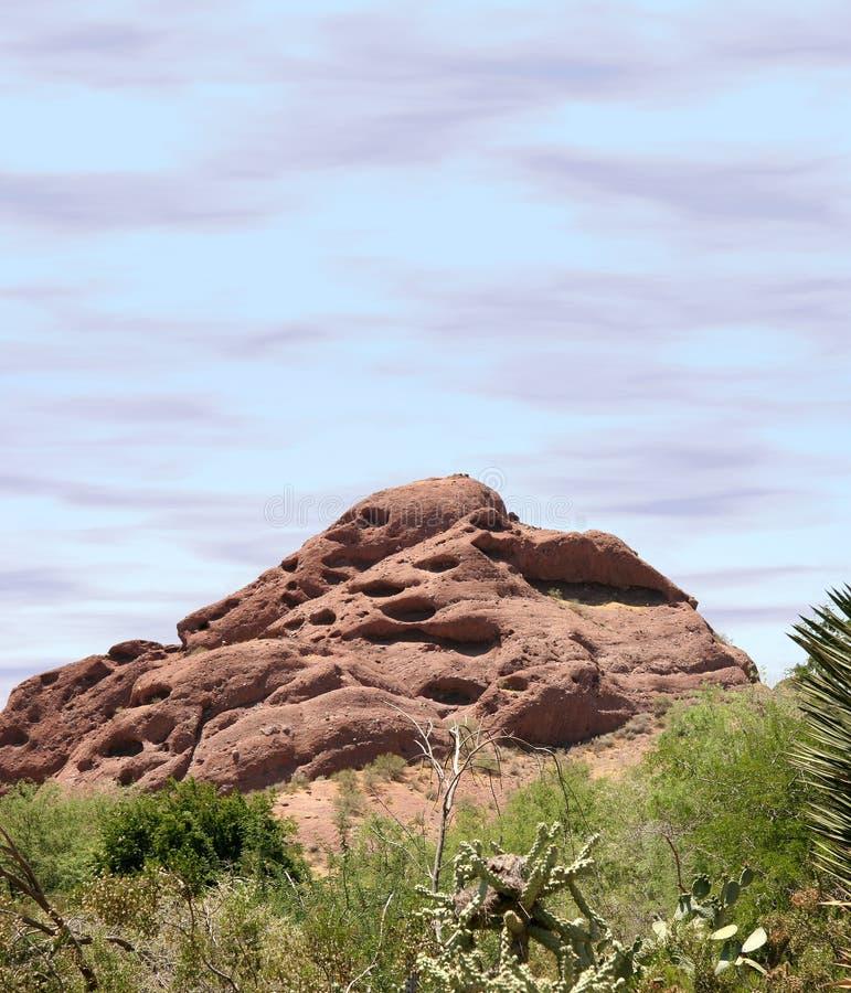 Download Papago Mountain stock image. Image of indians, hiking, sandstone - 153455