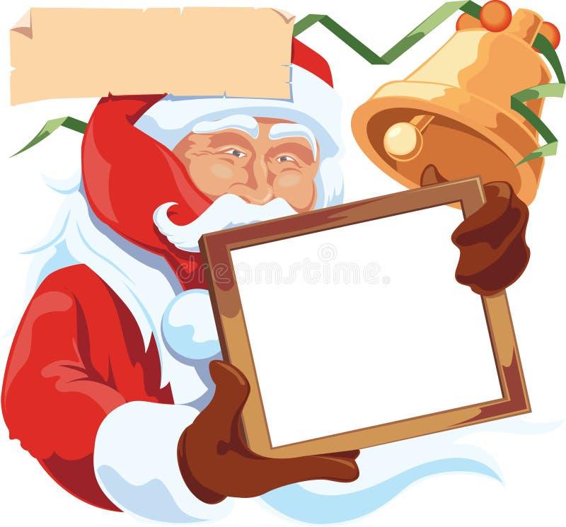 Download Papai Noel ilustração do vetor. Ilustração de nisse, celebration - 10060503
