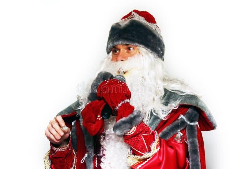 Papai Noel fotos de stock royalty free