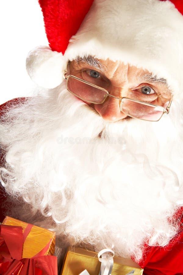 Papai Noel imagem de stock royalty free