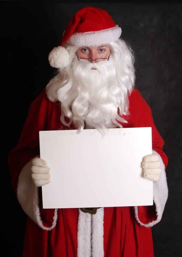 Papai Noel tradicional foto de stock royalty free