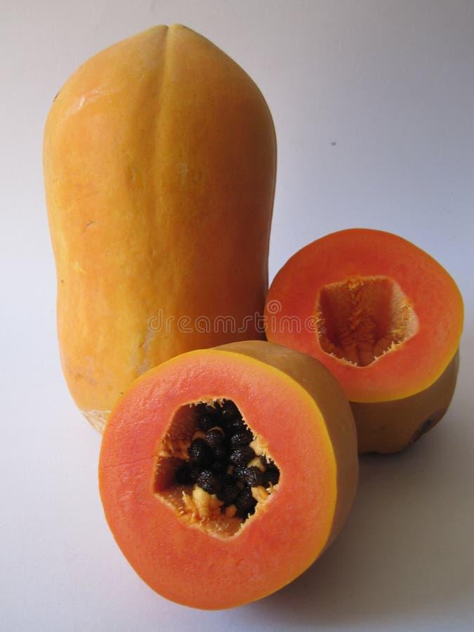 papaia immagini stock libere da diritti