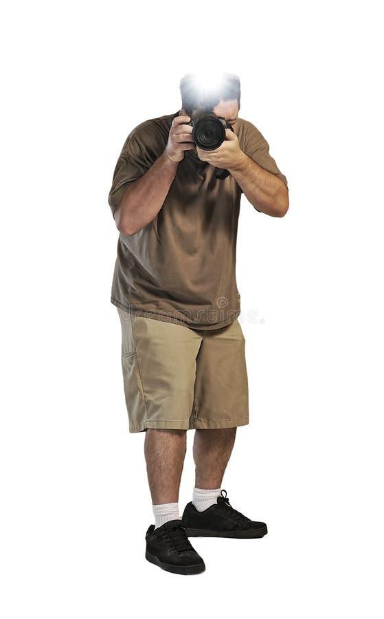 Paparazzi stock foto's