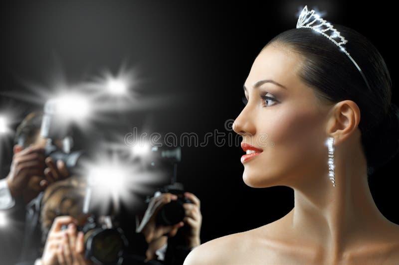 Paparazzi royalty-vrije stock foto's