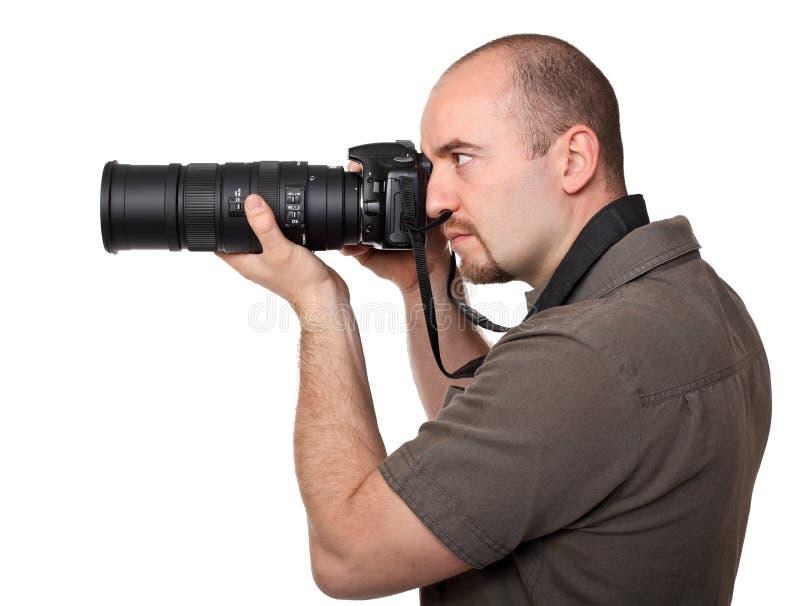 Download Paparazzi stock photo. Image of caucasian, paparazzi - 25945998