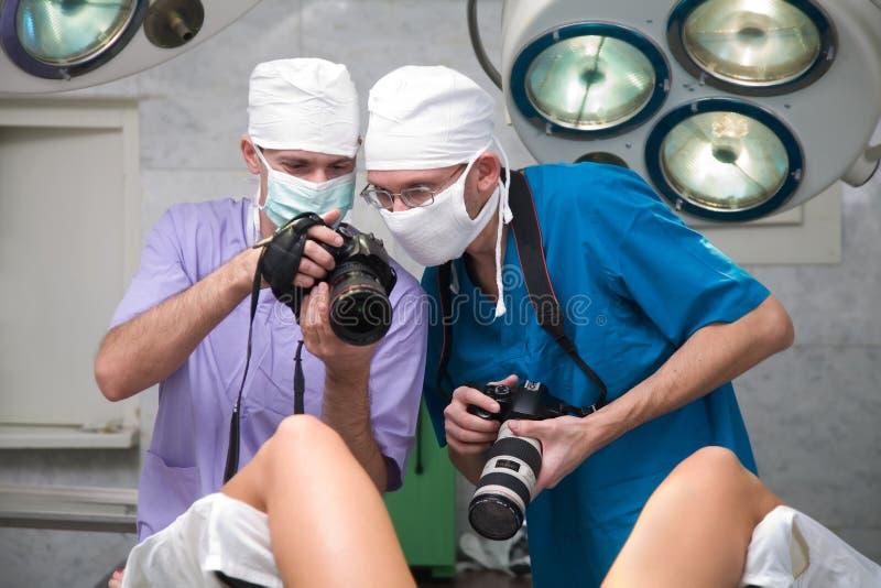 Paparazzi de photographes photographie stock libre de droits