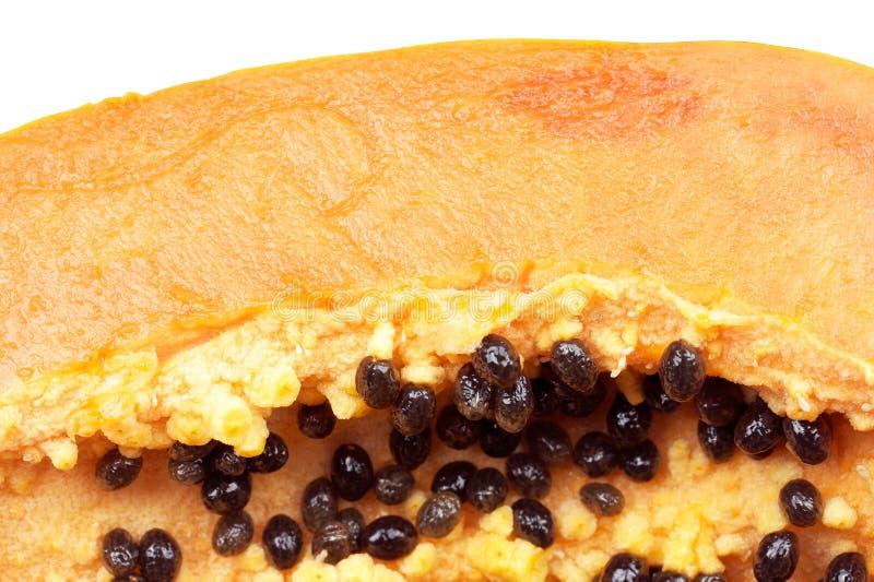 Download Papaya λευκό στοκ εικόνα. εικόνα από μάγειρας, εξωτικός - 13180775