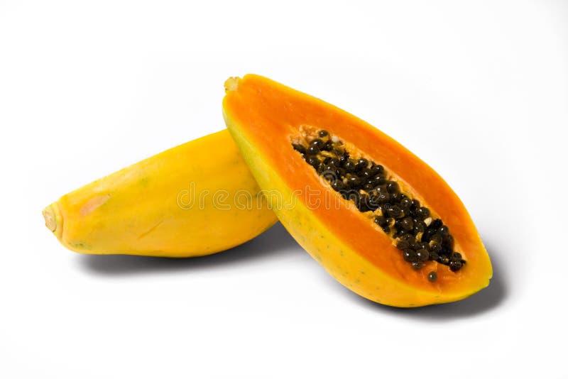 Papaya foto de archivo