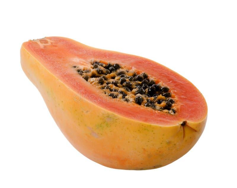 Papaya fruit royalty free stock image