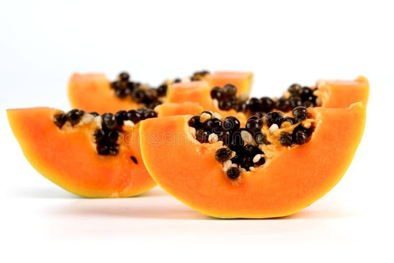 Papaya stock photos