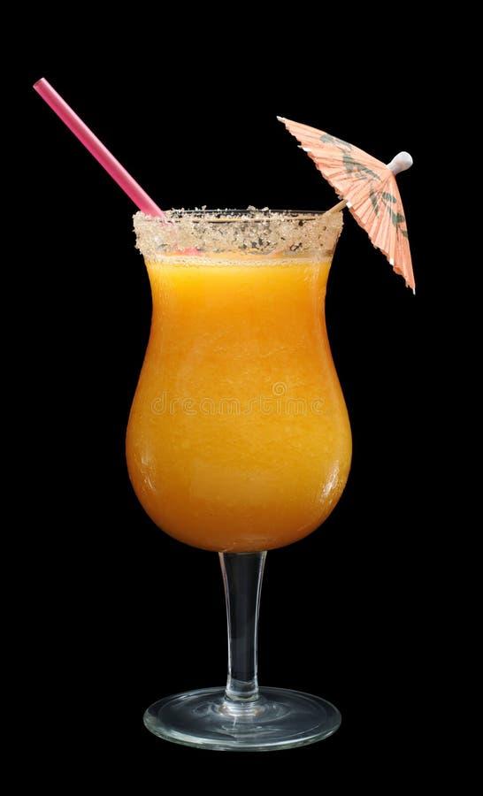 papayasmoothie arkivfoton