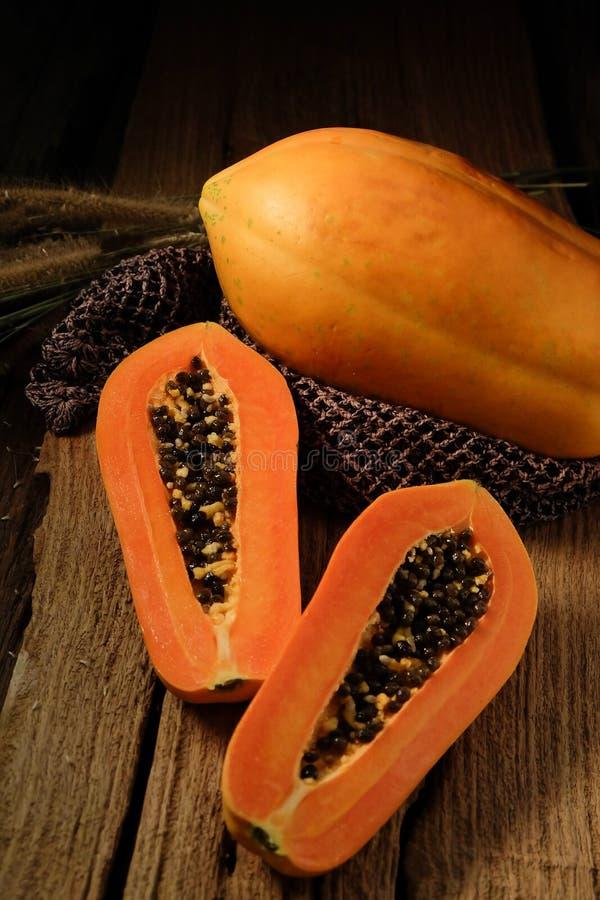papaye image stock