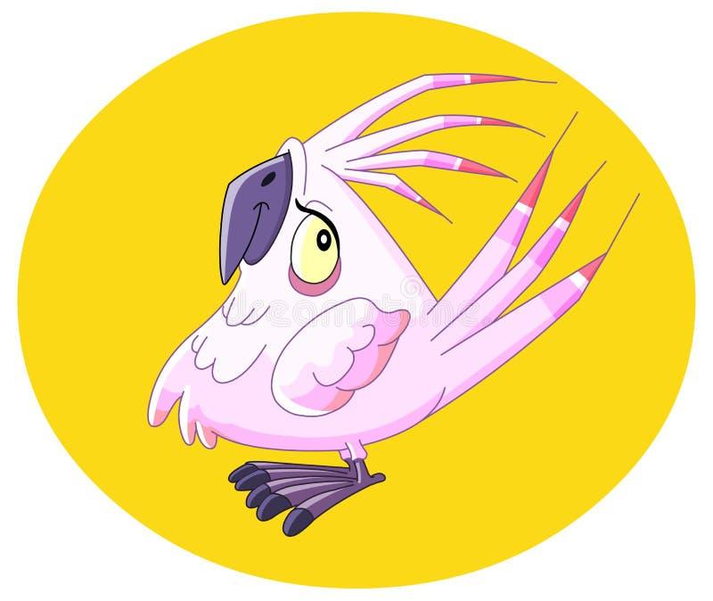 papegoja 2 stock illustrationer