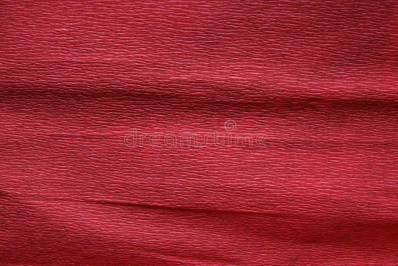Papel áspero rojo fotos de archivo