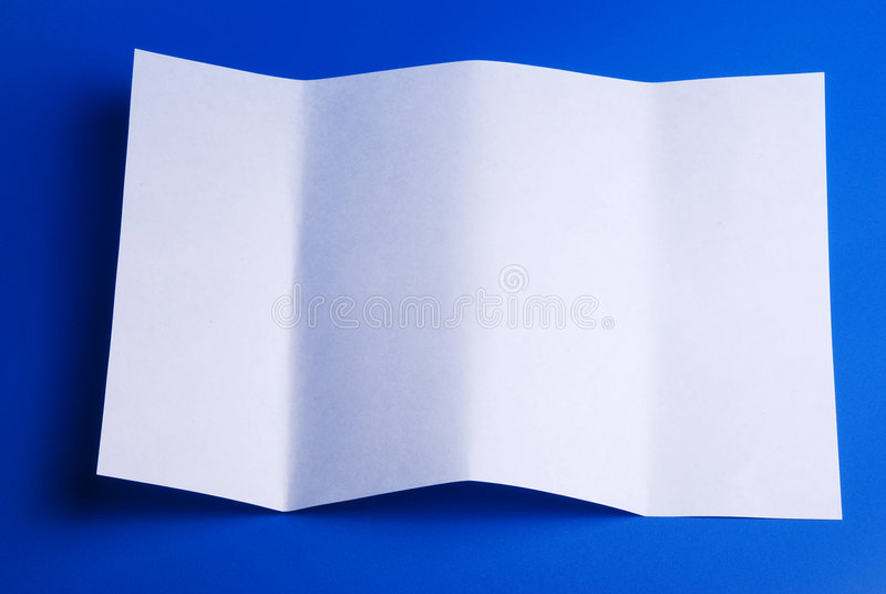 Papel foto de stock