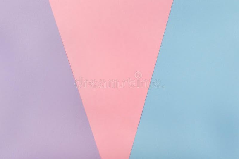 Papel abstracto del color fotos de archivo libres de regalías