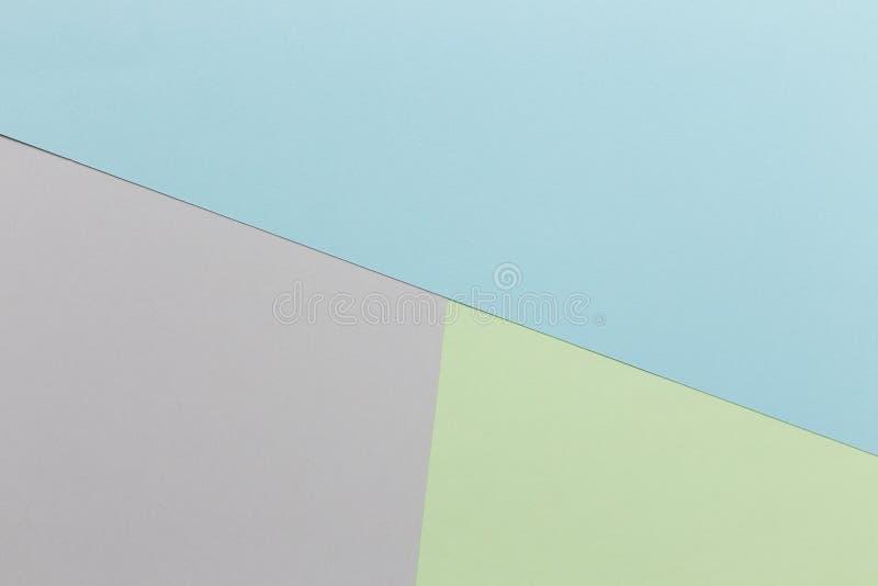Papel abstracto del color imágenes de archivo libres de regalías