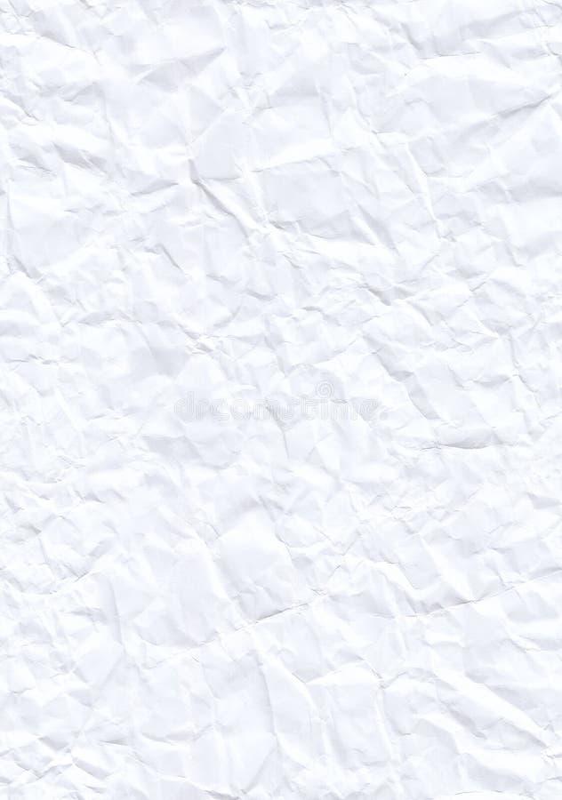 Papel arrugado - XL fotografía de archivo libre de regalías