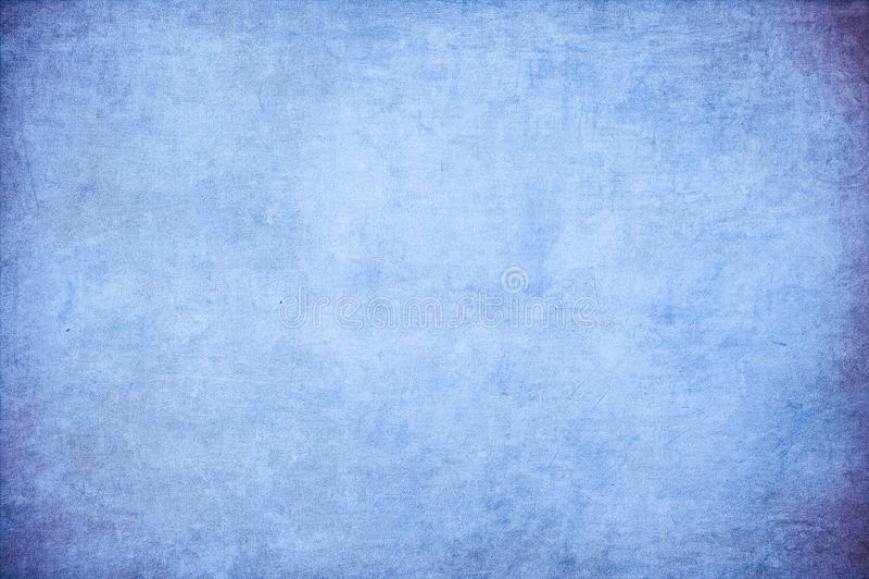 Papel azul del vintage con el espacio para el texto o la imagen ilustración del vector