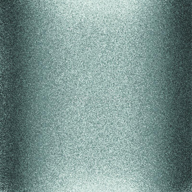 Papel brillante y brillante del color gris del brillo con imagen de fondo de la luz y del efecto de 3 d y diseño generados por or stock de ilustración