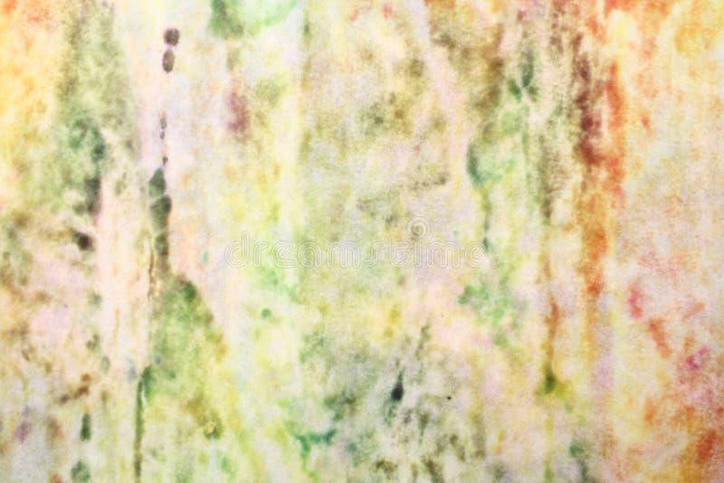 Papel coloreado del grunge imágenes de archivo libres de regalías