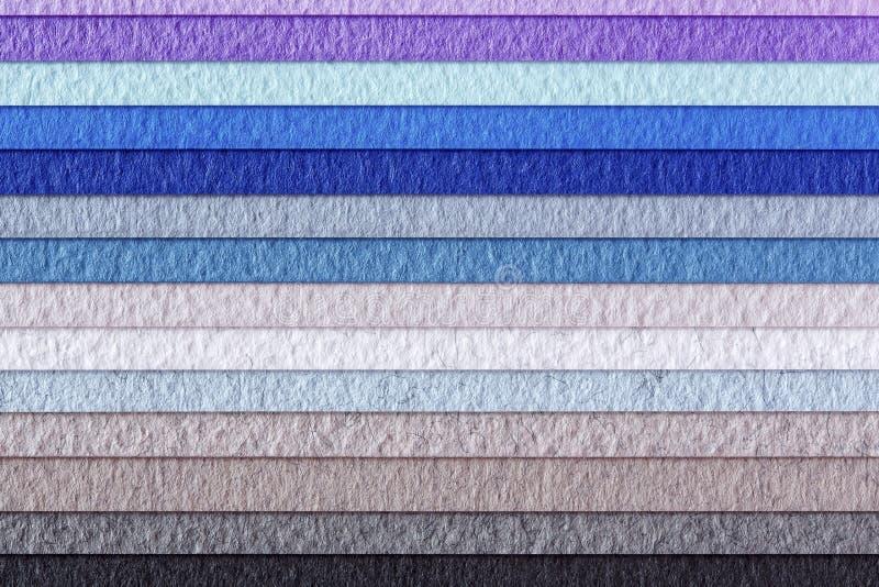 Papel colorido do origami Macro alto da ampliação imagem de stock royalty free