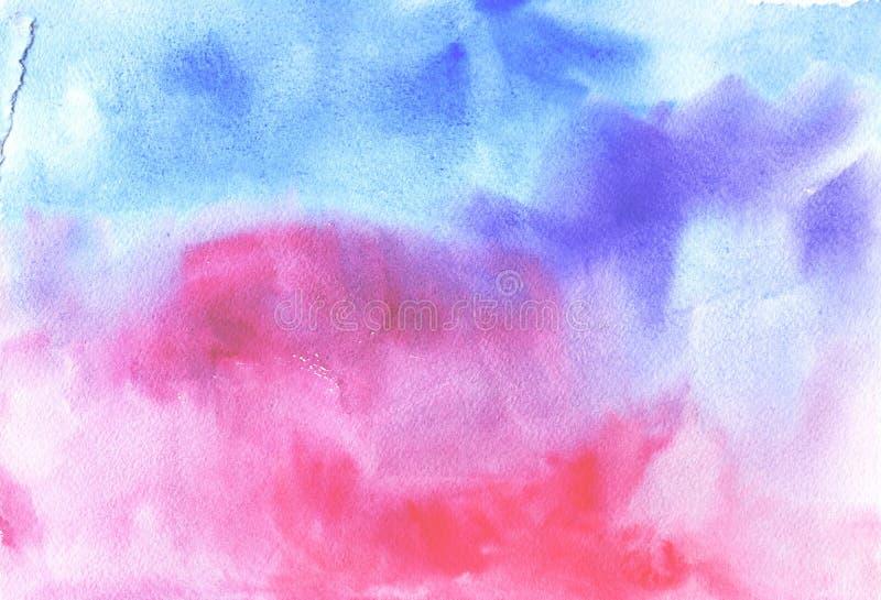 Papel da aquarela imagem de stock royalty free