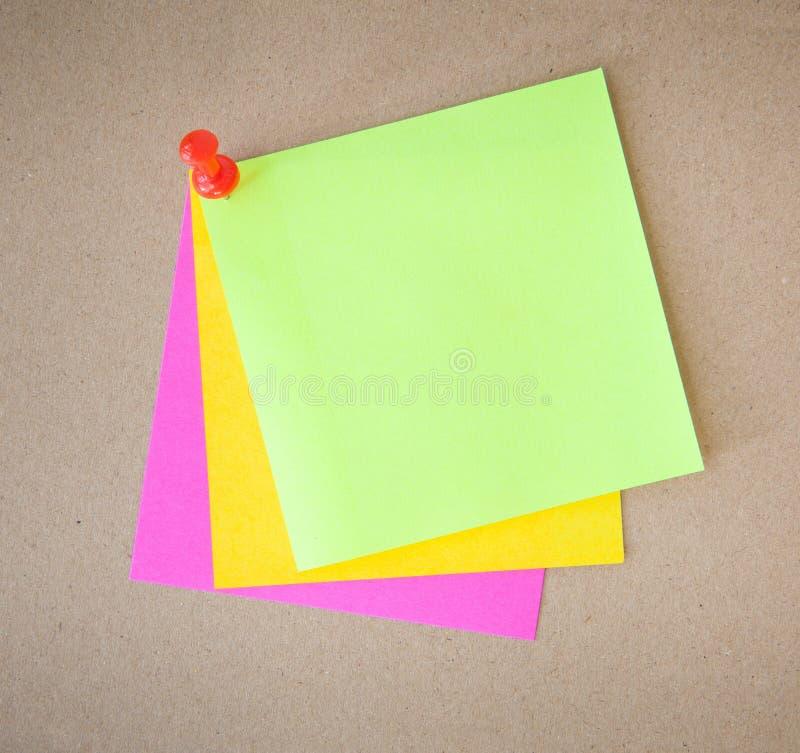 Papel da cor imagens de stock