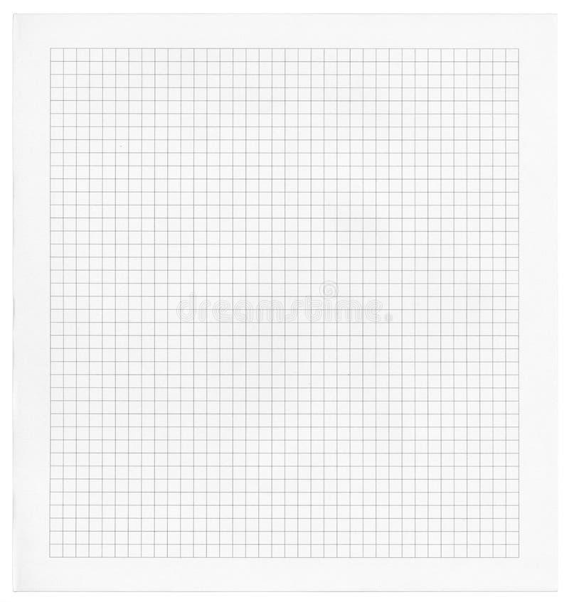 Papel da matemática fotos de stock