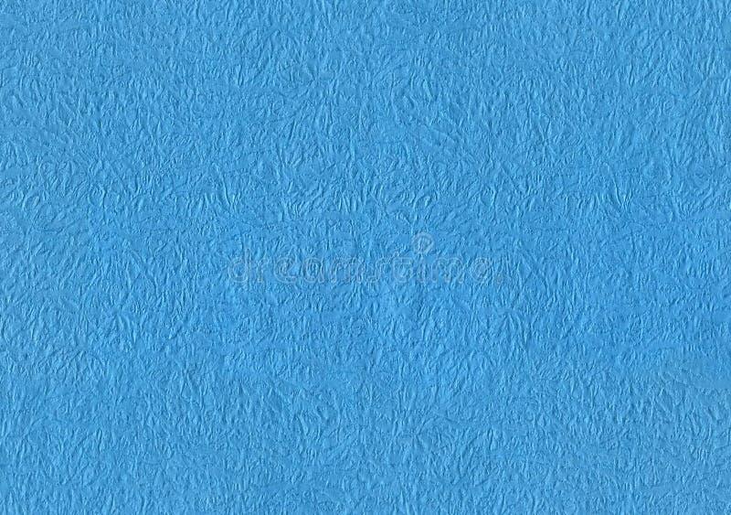 Papel de arroz japonés azul stock de ilustración