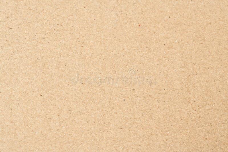 Papel de Brown imagem de stock