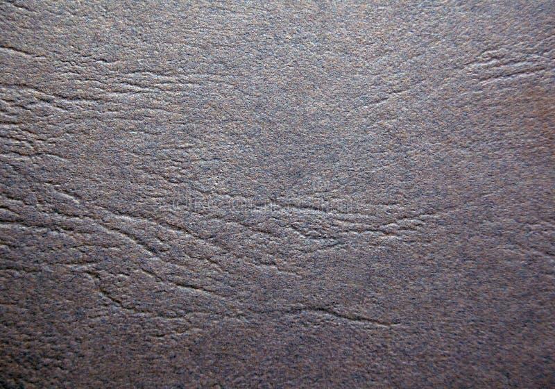 Papel de couro da textura foto de stock