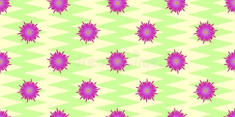 Papel de embalaje floral fotos de archivo