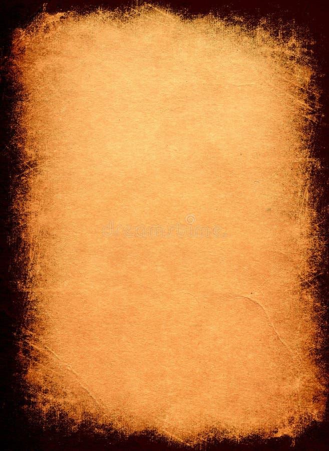 Papel de Grunge stock de ilustración