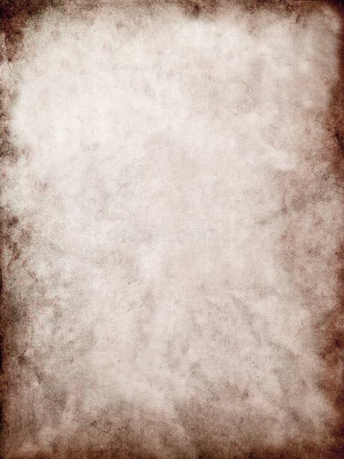 Papel de Grunge ilustración del vector