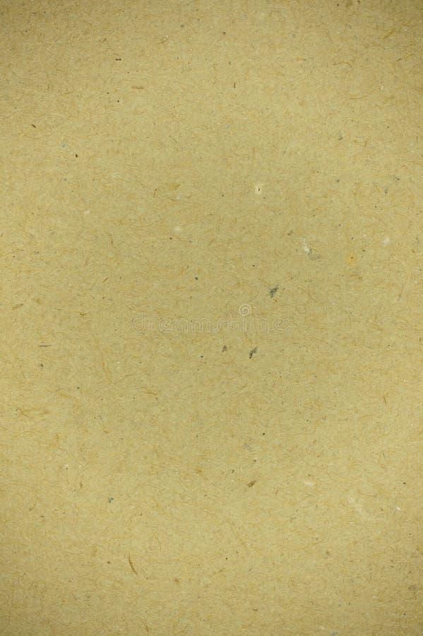Papel de Kraft fotografía de archivo libre de regalías