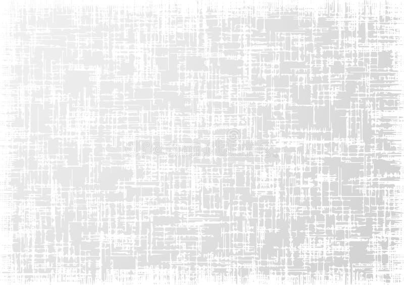 Papel de la textura de Grunge ilustración del vector