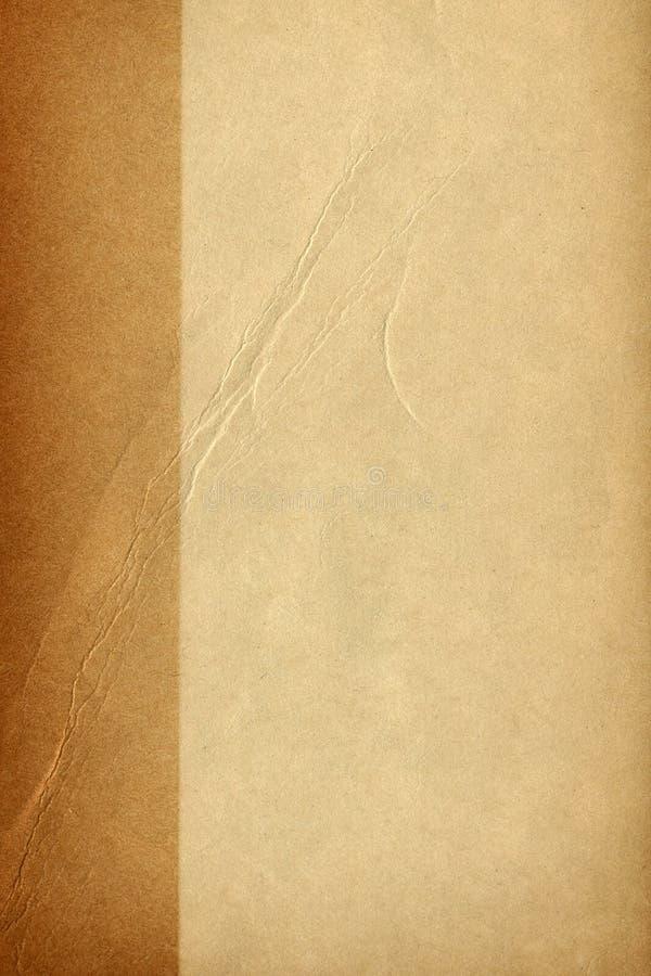 Papel de la vendimia imagen de archivo libre de regalías